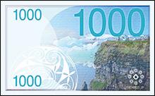 """ゲーム用の紙幣_1000"""""""